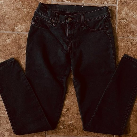Women's Sz 4 Regular Express Denim Jeans Skinny